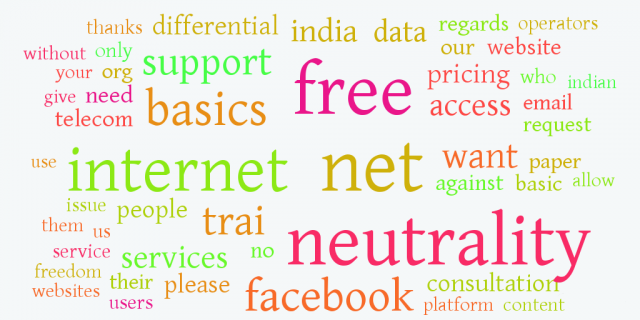 Hell Yes! Hell No! Maybe. How the public responded to TRAI