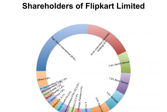 Flipkart Shareholders