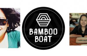 Prerna Kundalia and Yangchen Bhutia of Bamboo Boat